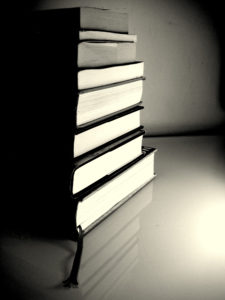 Stack O' Books by Kurtis Garbutt, on Flickr