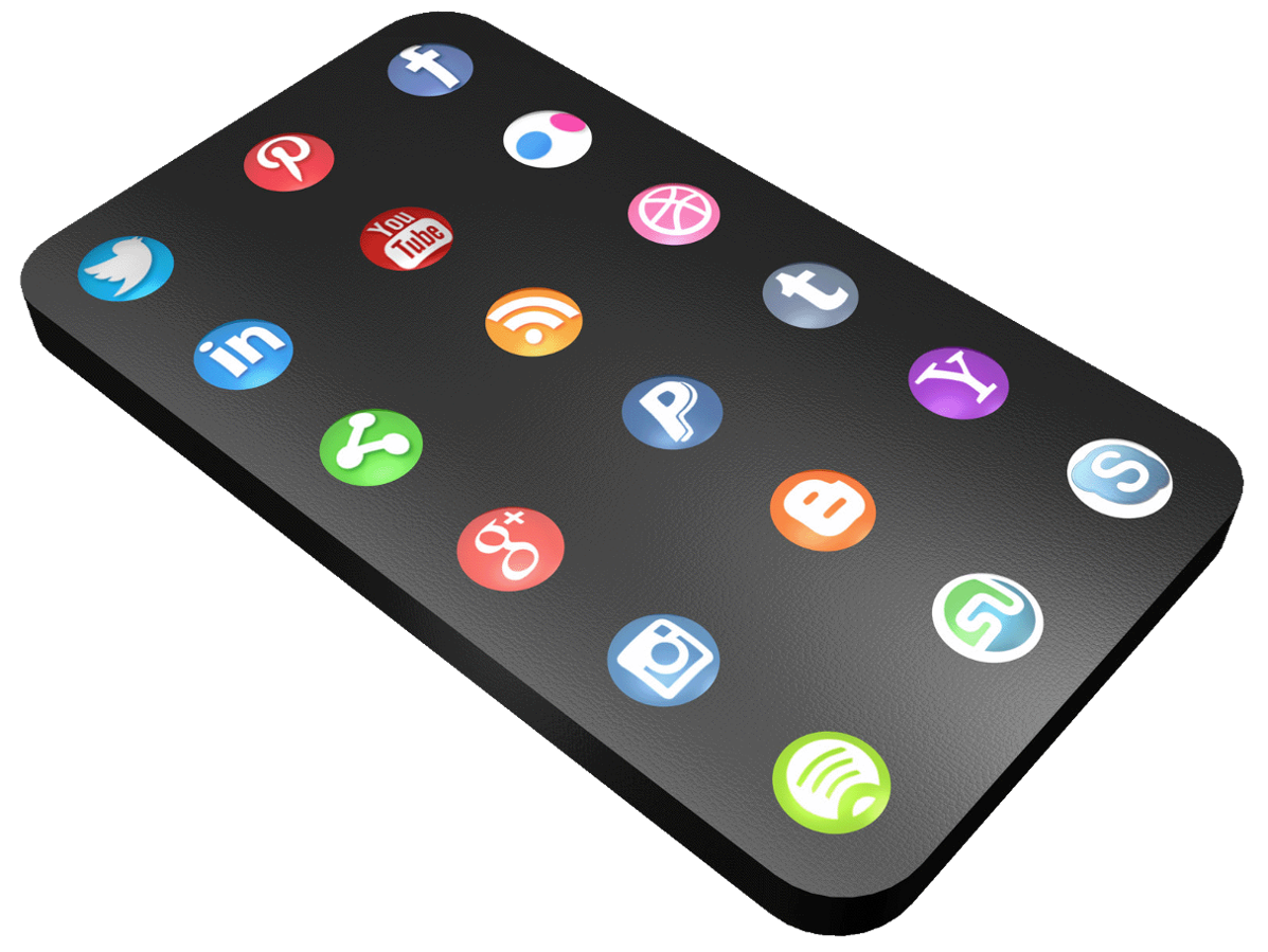 Social Media Remote by Animated Heaven on Flickr, used under Public Domain