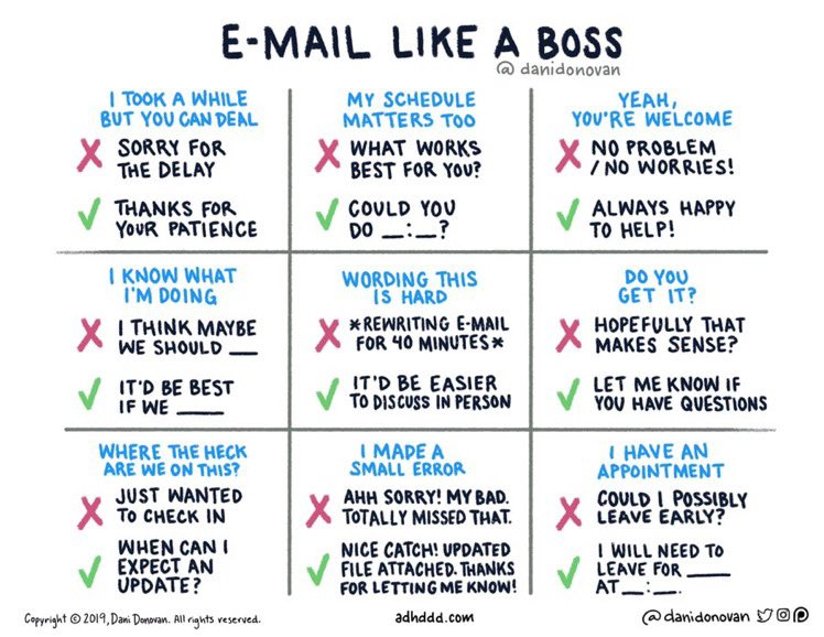E-Mail Like a Boss, by Dani Donovan